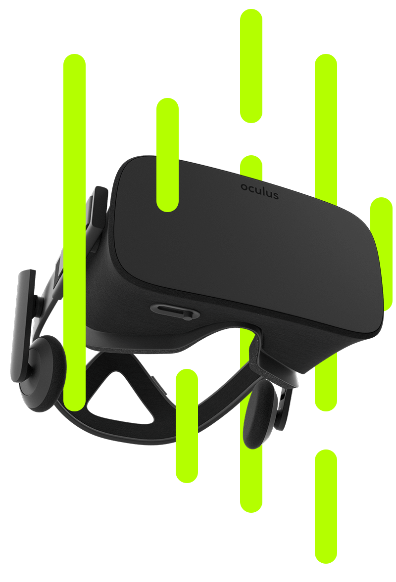 VRAI uses Oculus for immersive virtual reality